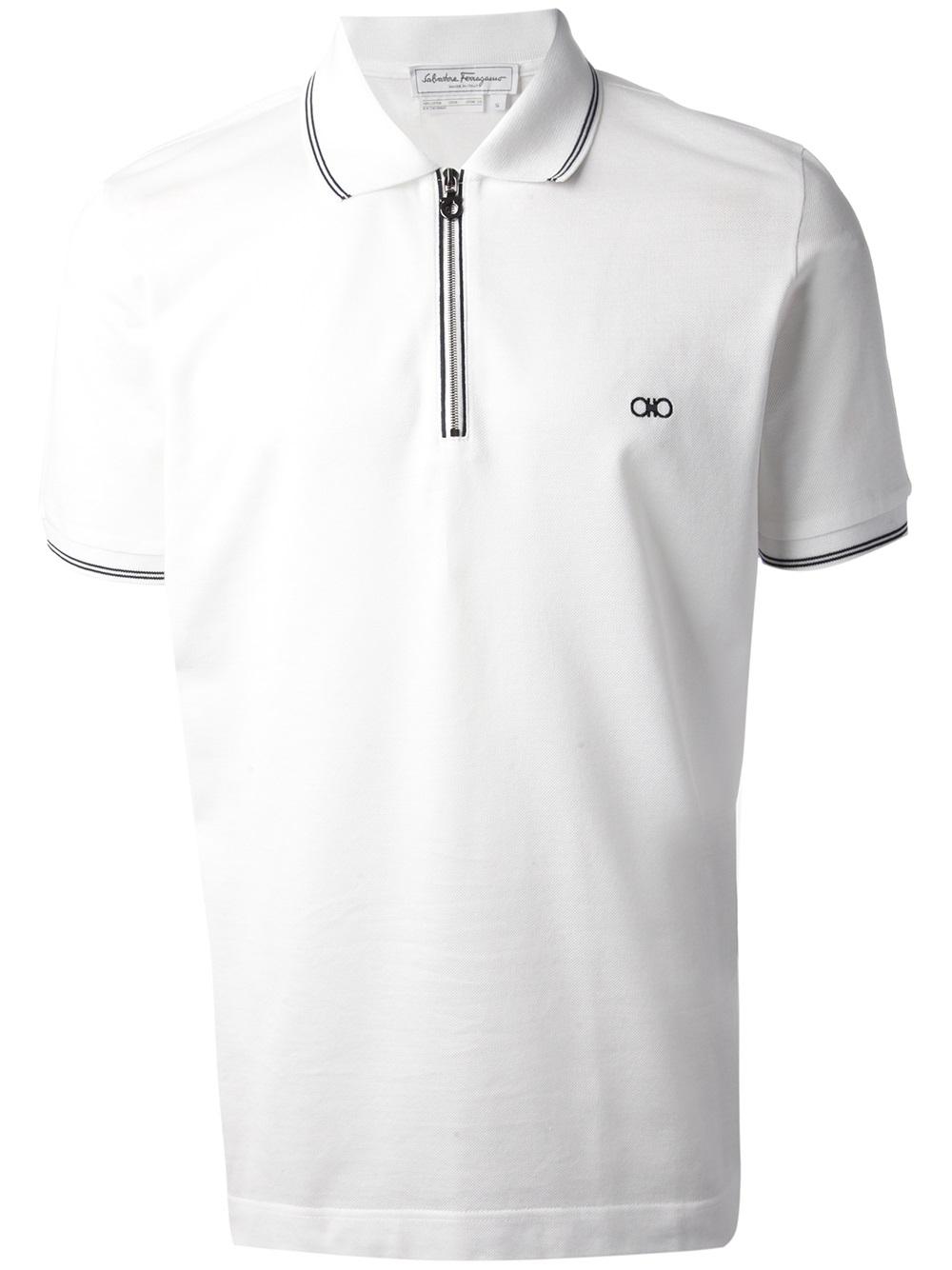 White V Neck T Shirts Men