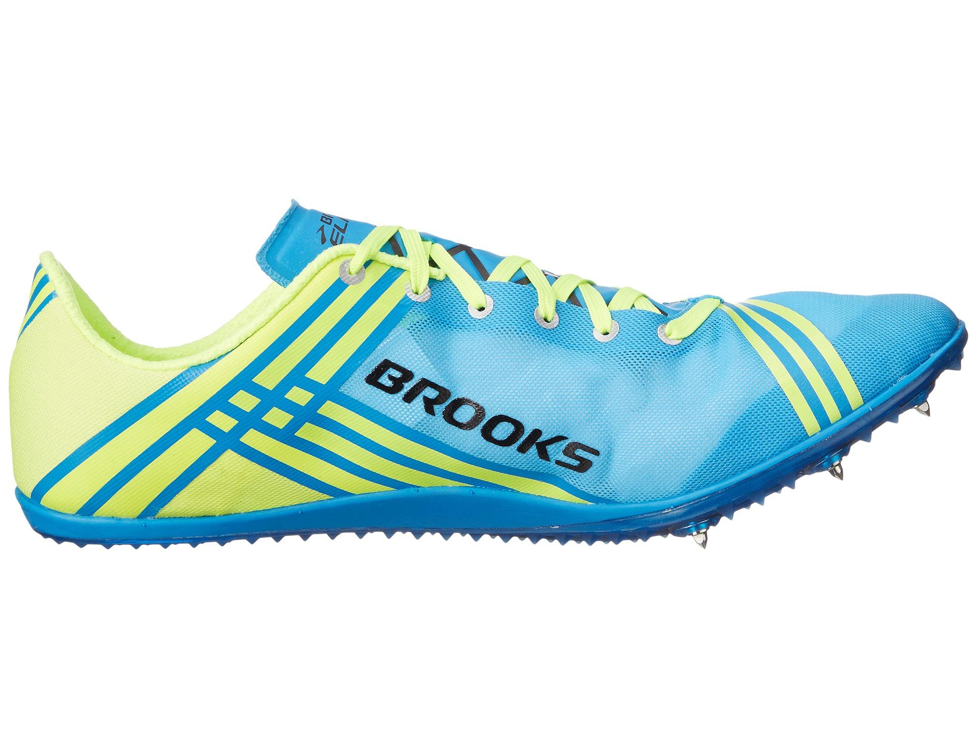 a47d31fd48cd6 Lyst - Brooks 3 Elmn8 in Blue
