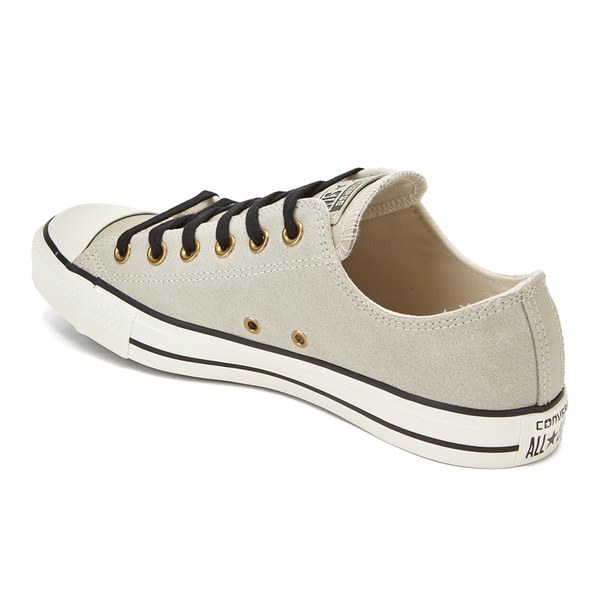 ec5ff2524cda08 Converse Men s Chuck Taylor All Star Vintage Leather Ox Trainers in ...