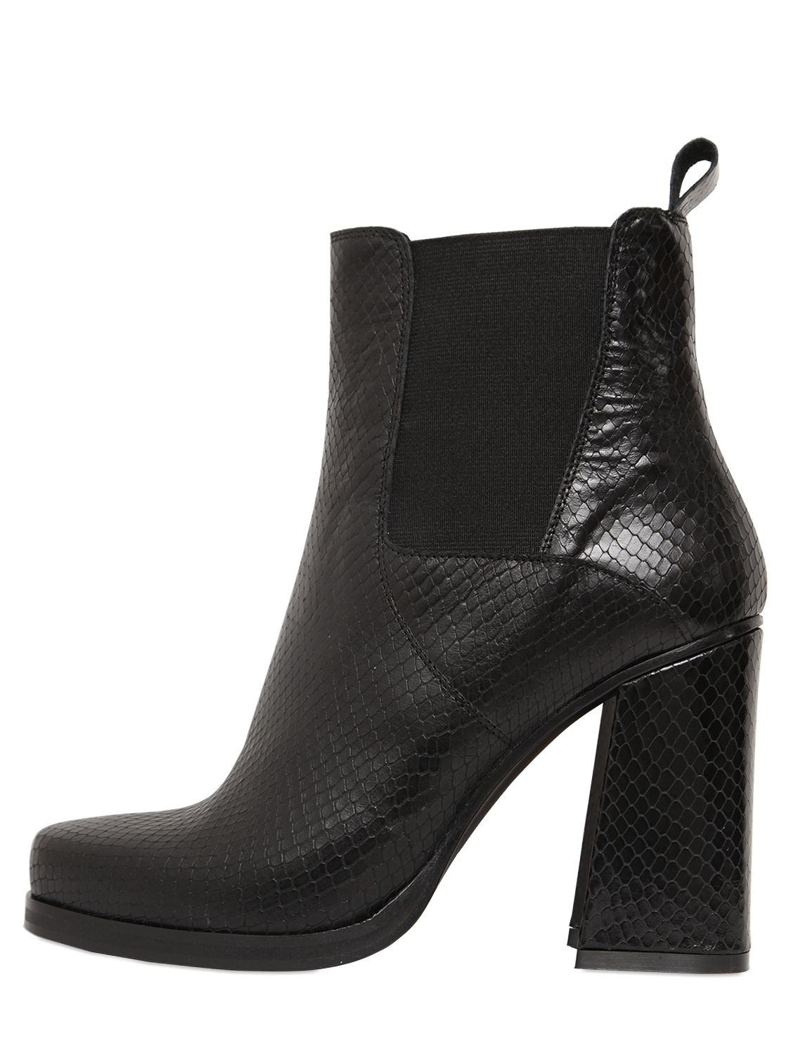 GIAMPAOLO VIOZZI Ankle boots calfskin Embossing jSsEc