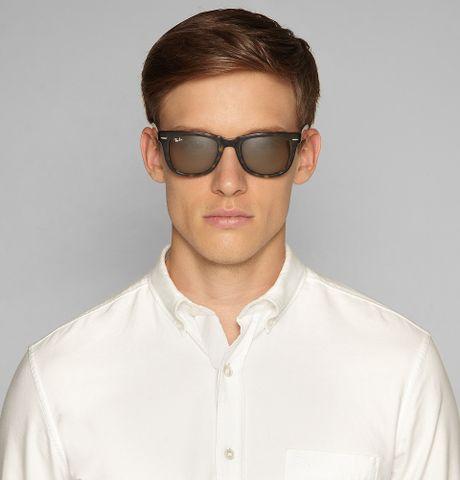 Mens Ray Ban Wayfarer Sunglasses Ray Ban Folding Wayfarer