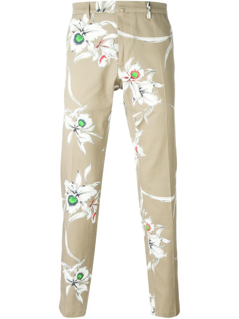 Pantalon Large Jambe Sur Mesure - Nu & Tons Neutres Dolce & Gabbana knOULI
