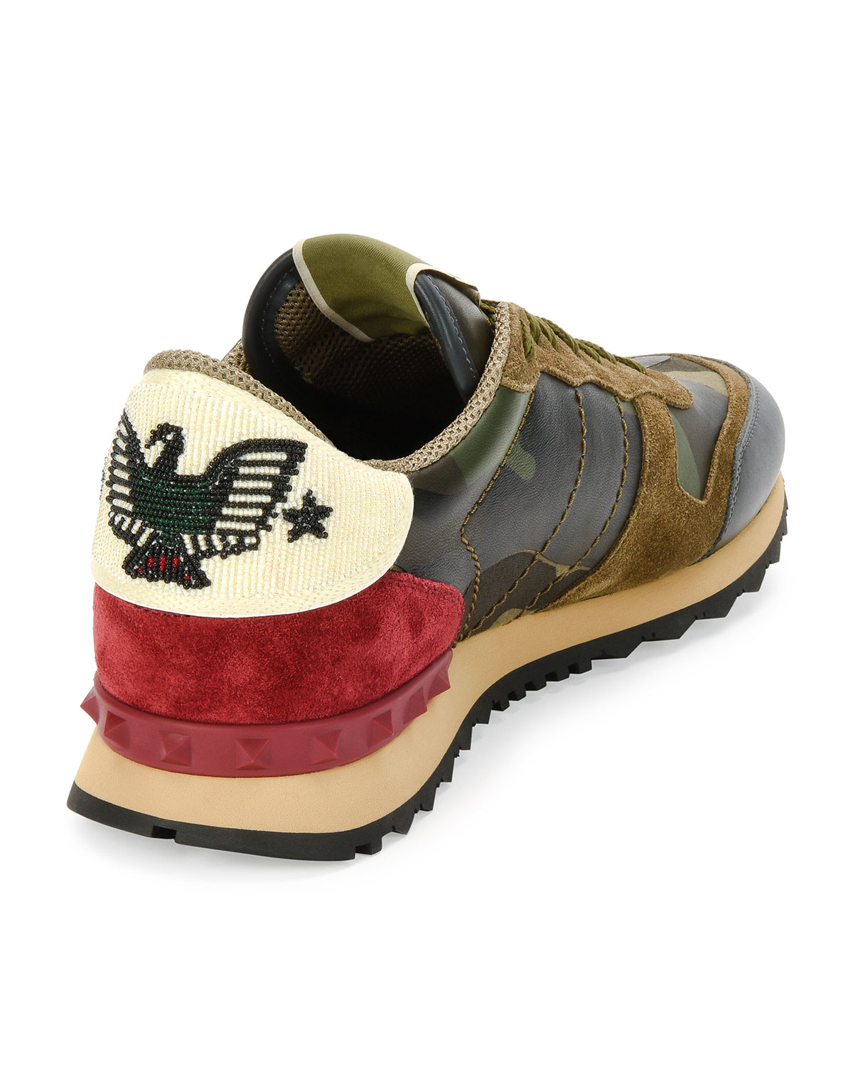 Valentino Rockrunner Trainer Sneakers cheap sale online 1Wtz7OEA