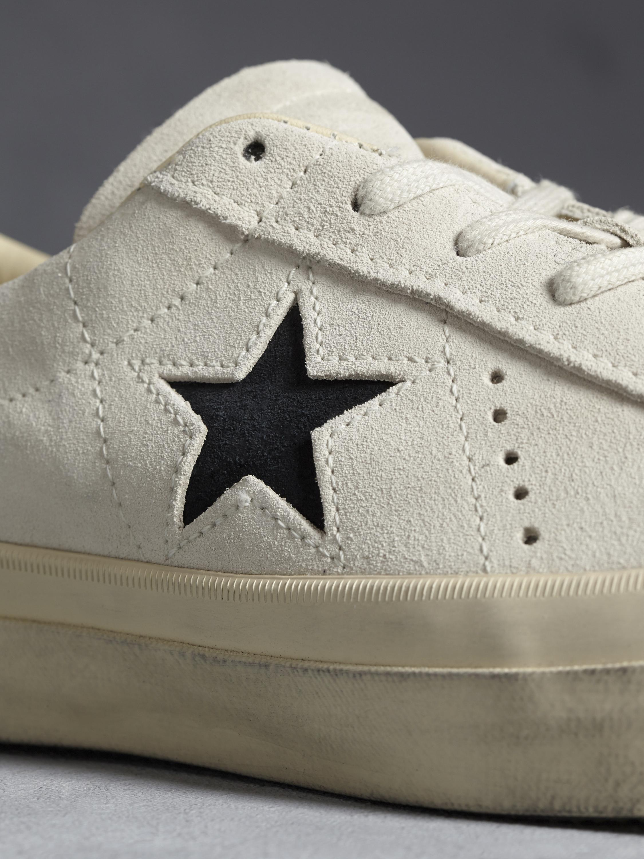 converse john varvatos one star burnished suede