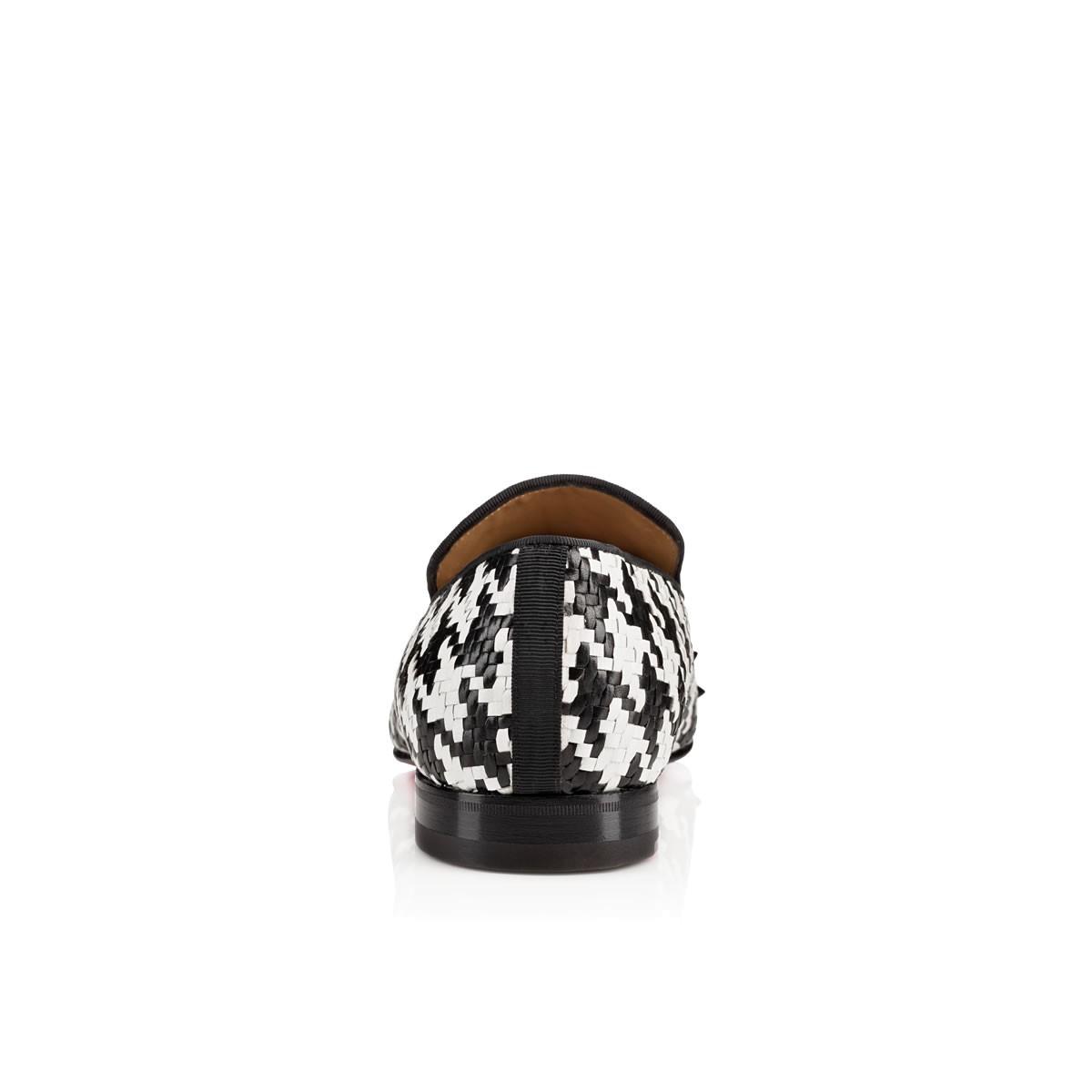63685e42105d Lyst - Christian Louboutin Spooky Flat in Black for Men