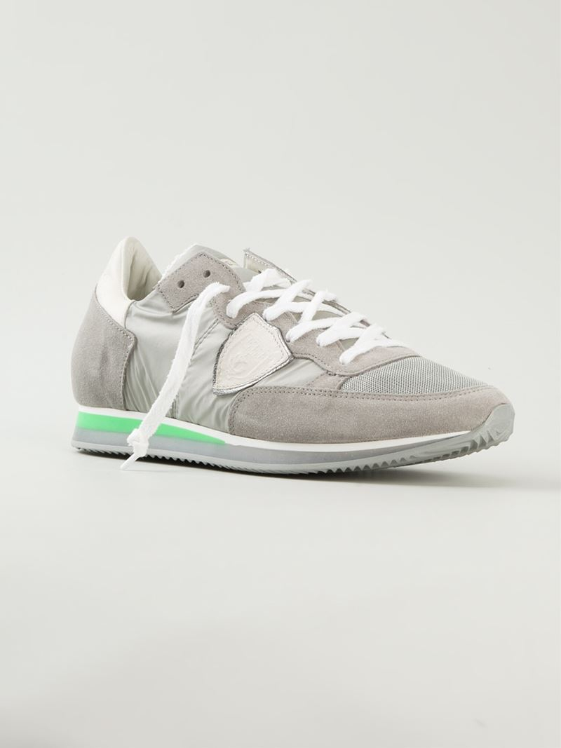 Gray Tropez L sneakers Philippe Model zMee9