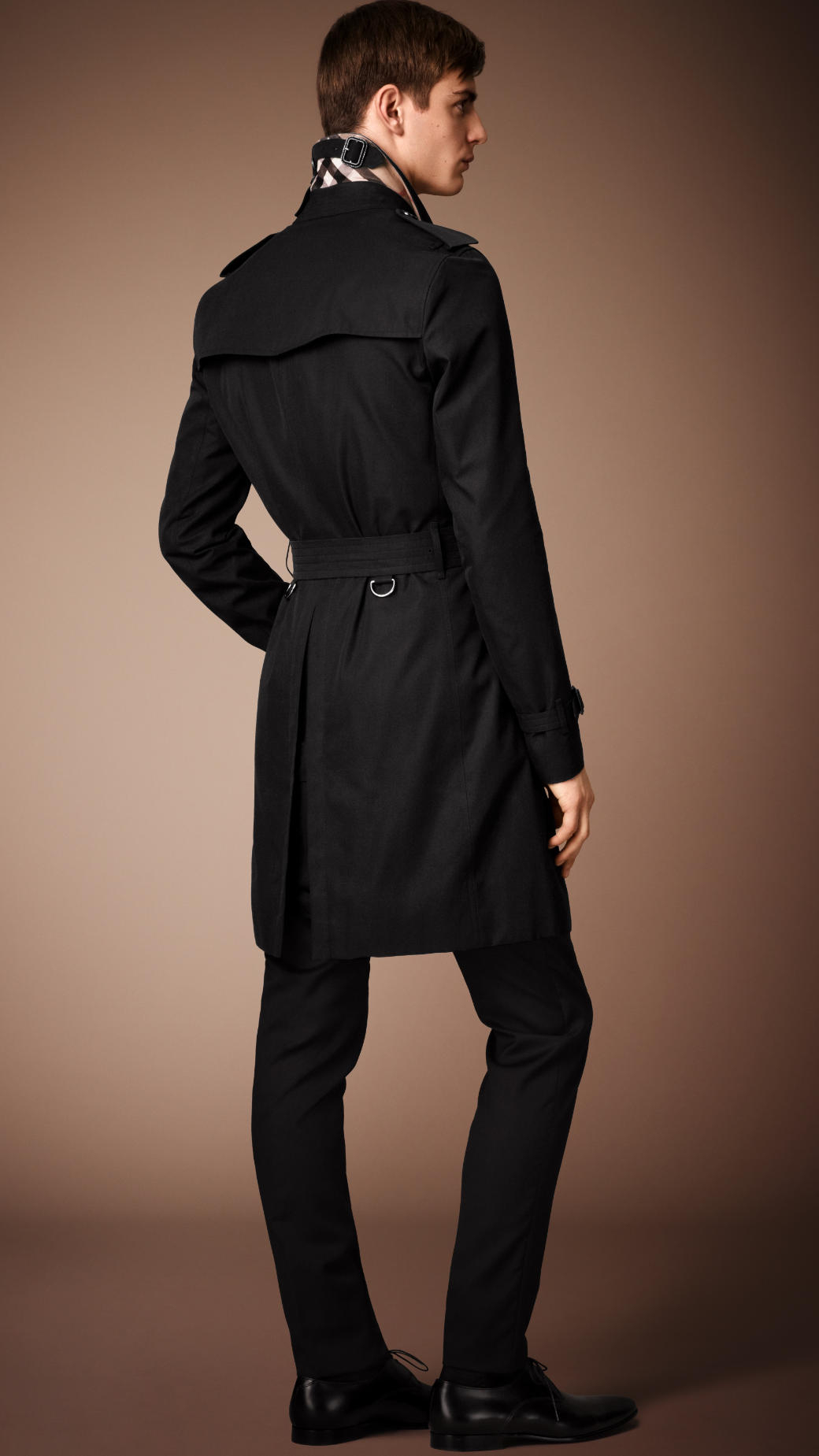 Burberry Väska 2014 : Lyst burberry the sandringham long heritage trench