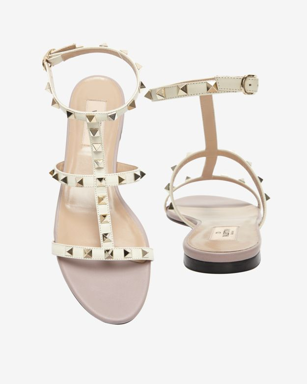 24629a34743 Gallery. Previously sold at  INTERMIX · Women s Gladiator Sandals Women s  Valentino ...