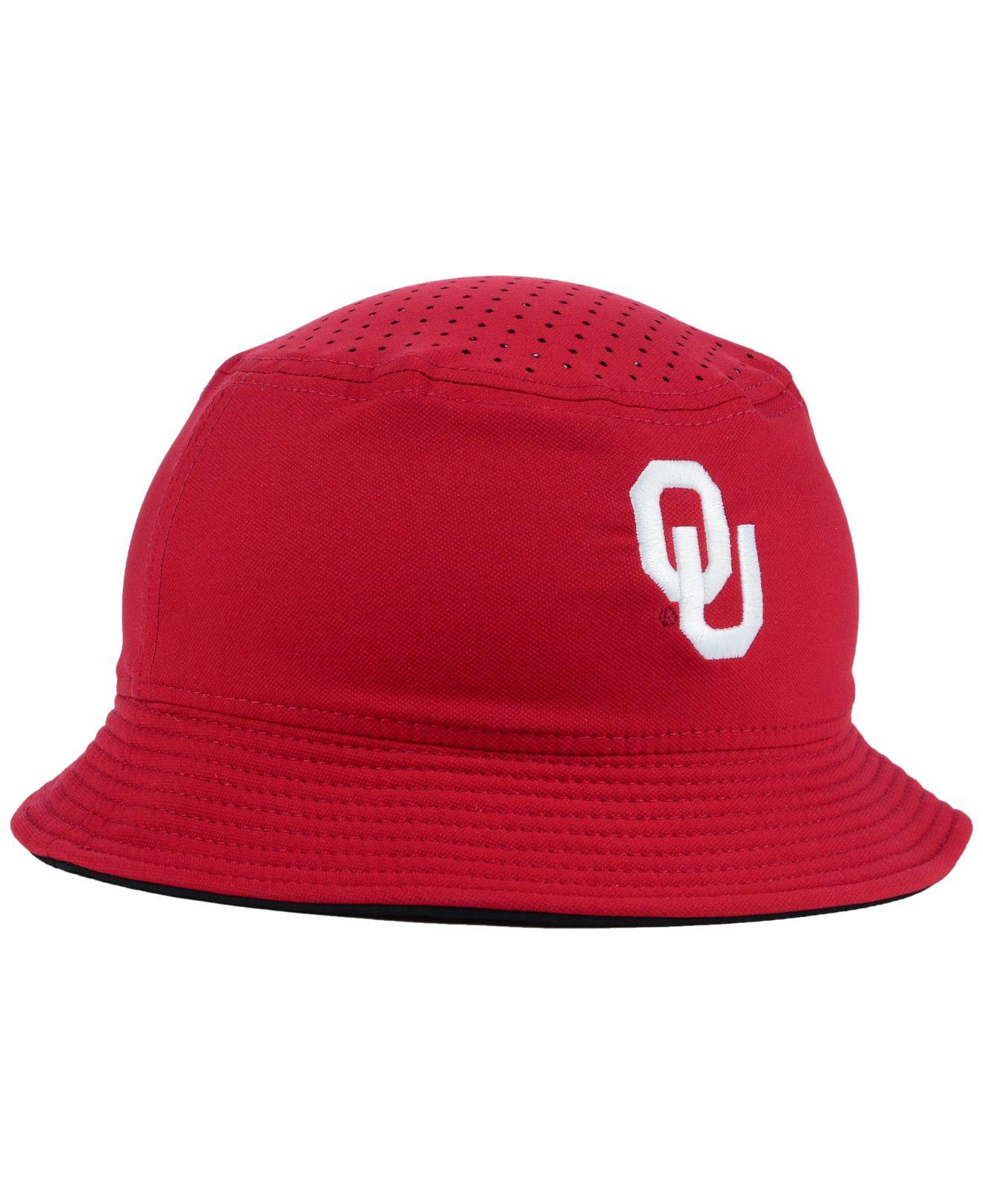 Lyst - Nike Oklahoma Sooners Vapor Bucket Hat in Purple for Men d9379501a