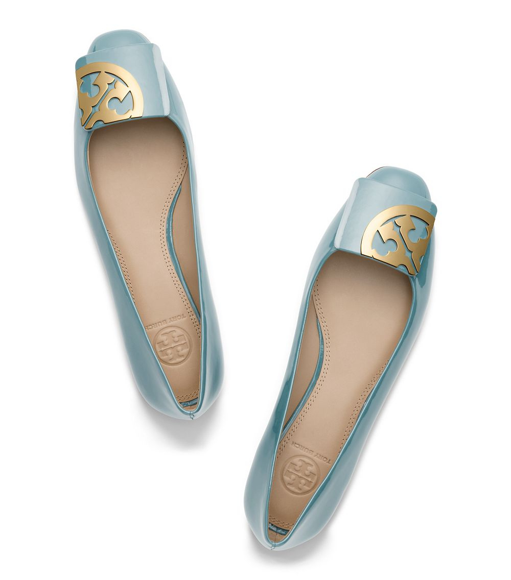 Tory Burch Woven Square-Toe Loafers best place cheap price cheap buy clearance get authentic outlet best prices 6ZJ1rs6skf