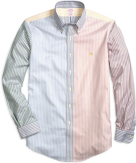 Brooks brothers t shirts lookup beforebuying for Brooks brothers non iron shirt review
