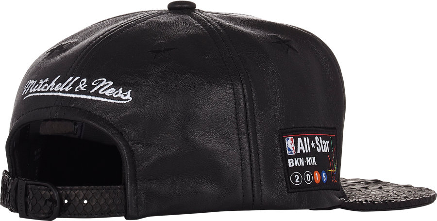 9eb358040ae Just Don Brooklyn Nets Baseball Cap in Black for Men - Lyst