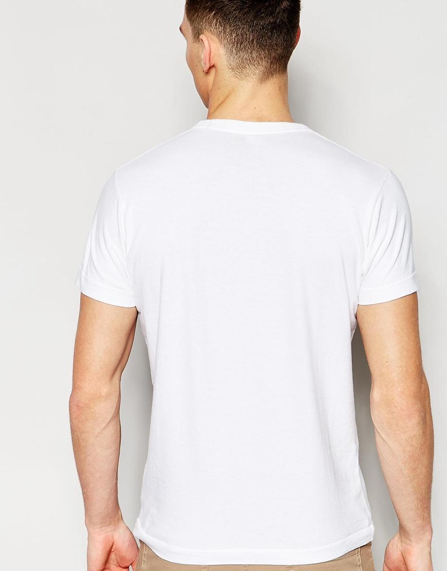 Franklin marshall t shirt with phoenix arizona print for Phoenix t shirt printing