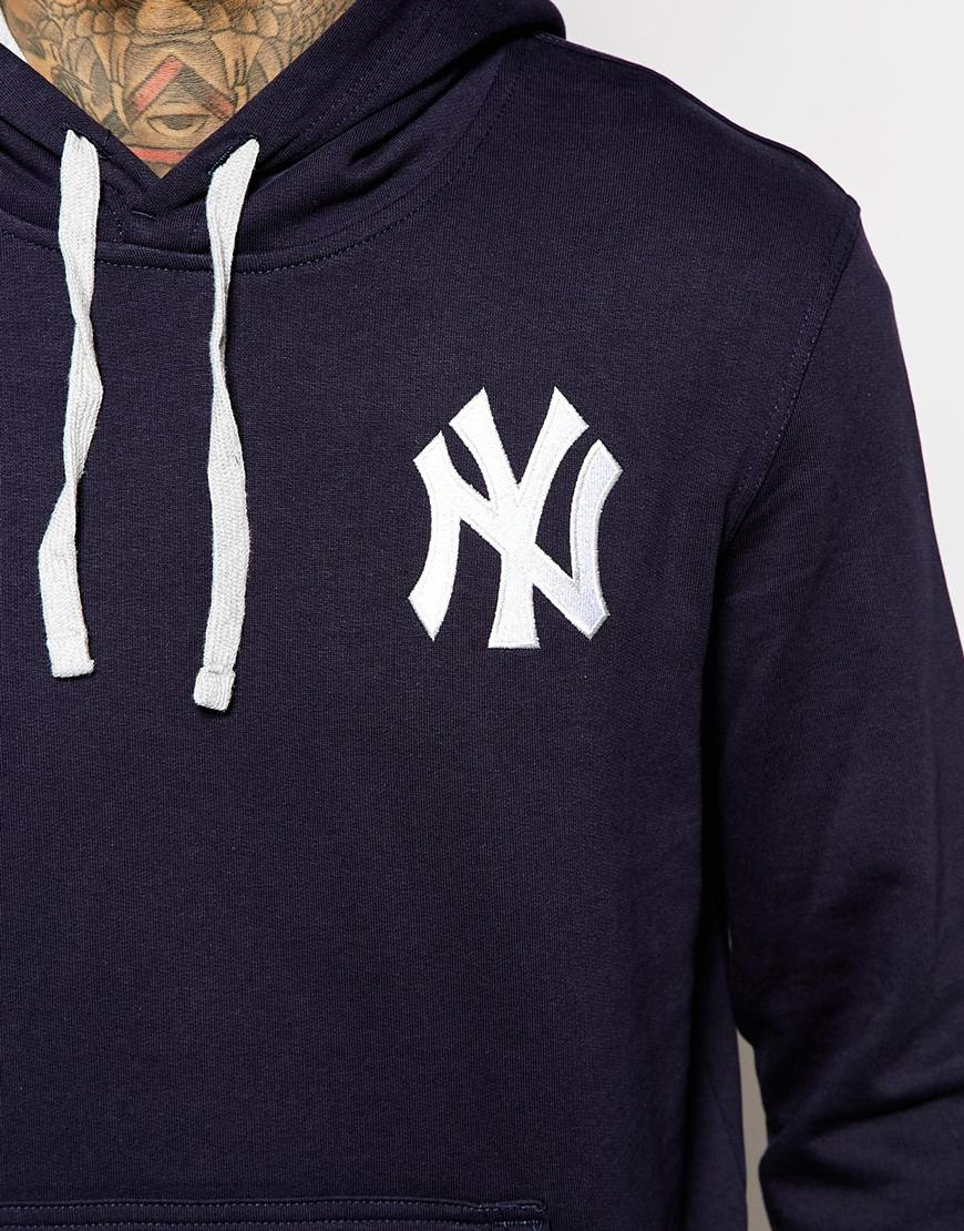 Lyst - KTZ Ny Yankees Hoodie in Blue for Men 3e603cc0d03