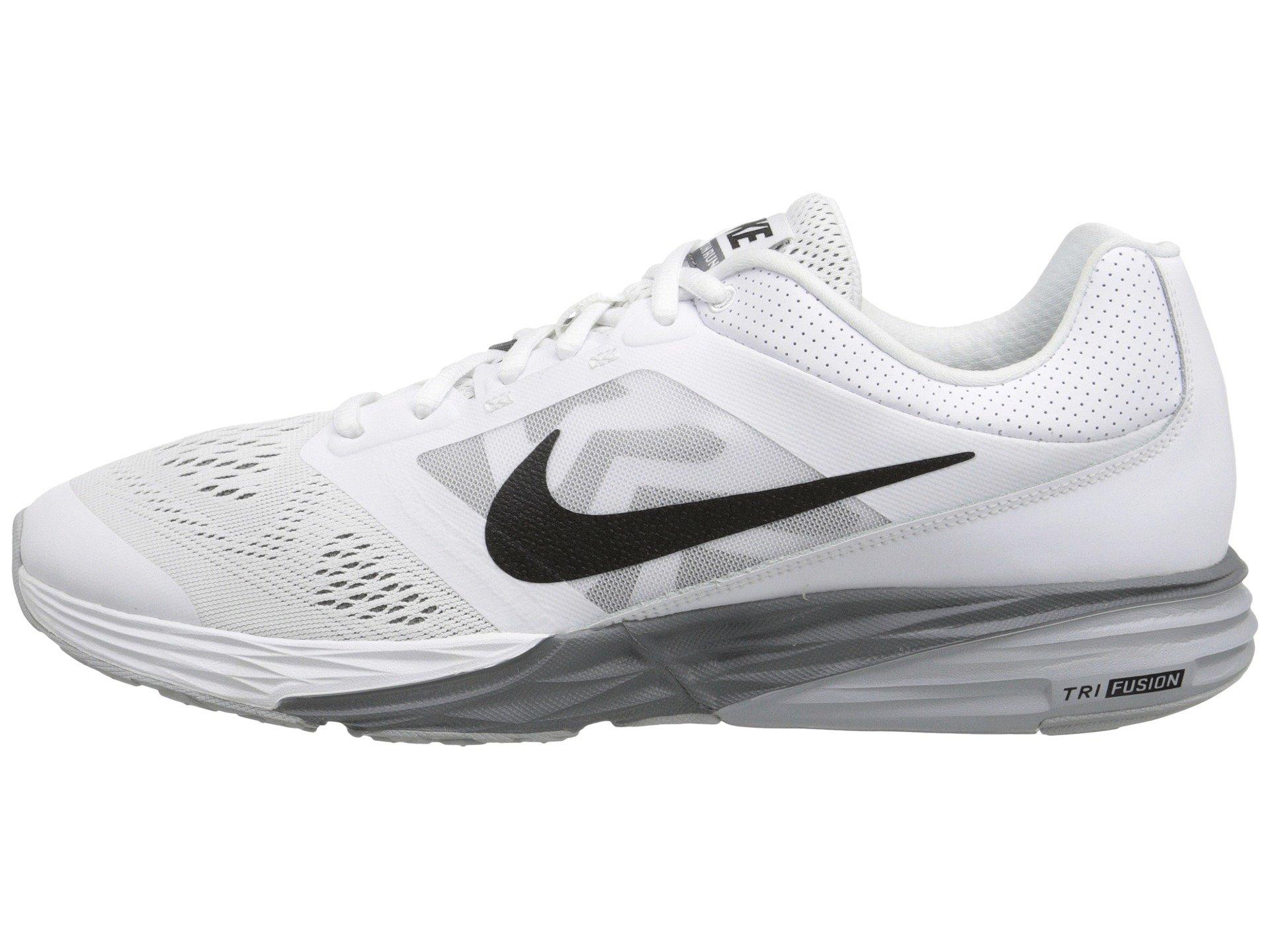 a2bab7c8b5e8 Lyst - Nike Tri Fusion Run in White for Men