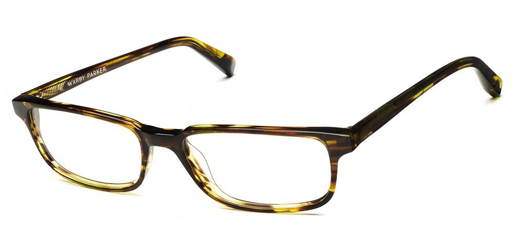 Warby parker Mitchell in Black for Men Lyst