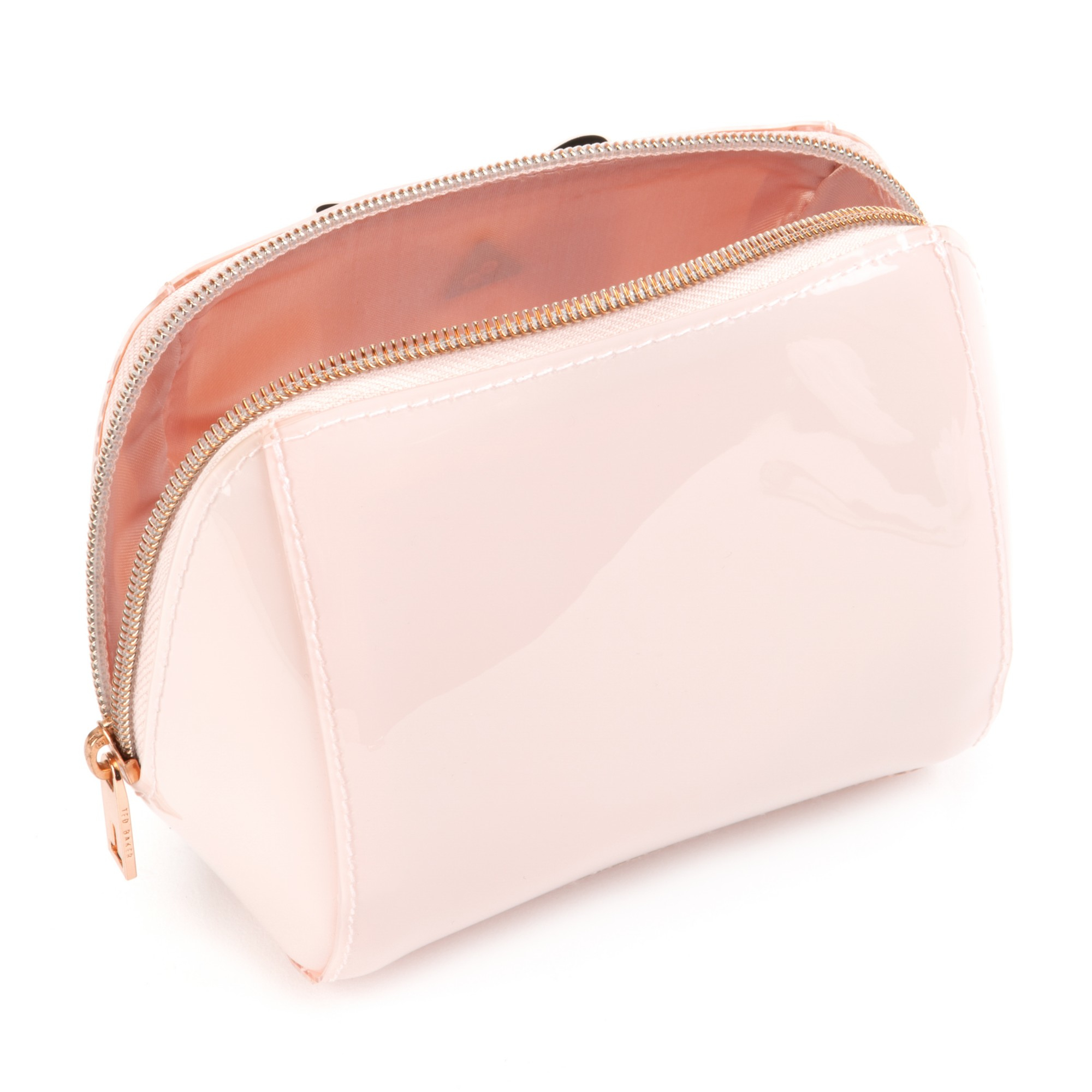 c2a0e96ae87e Gallery. Gallery. Ted Baker Denty Bow Makeup Bag In Pink ...