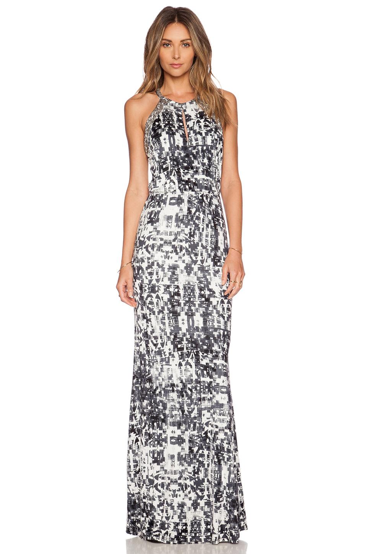 Lyst - Parker Lita Embellished Maxi Dress 5fbb1291b