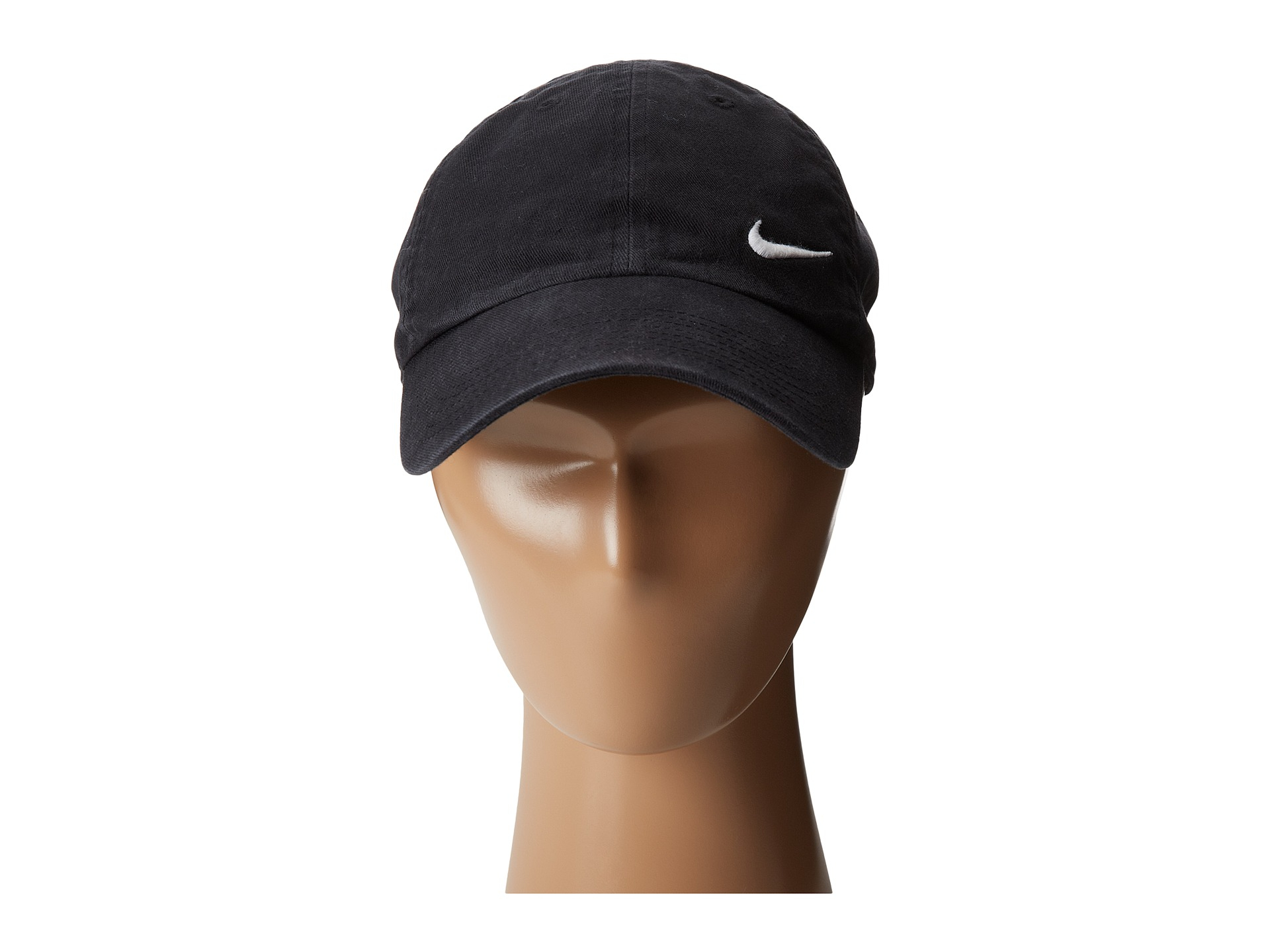 63c0a4cf821 ... coupon for lyst nike heritage 86 swoosh cap in black 4529d 75a6c