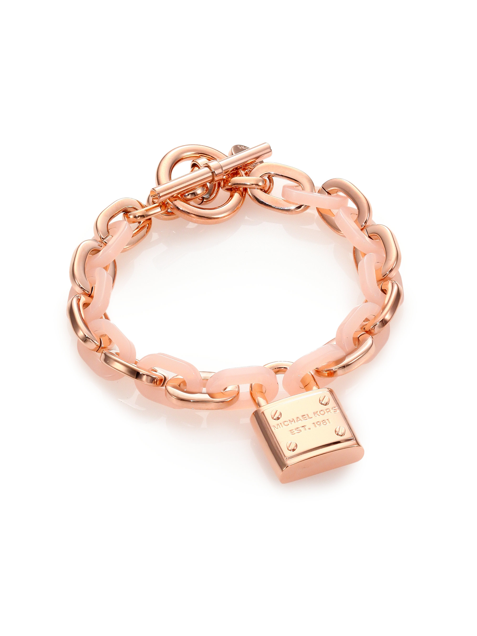 c7ff310add78 Gallery. Previously sold at  Saks Fifth Avenue · Women s Michael Kors Charm