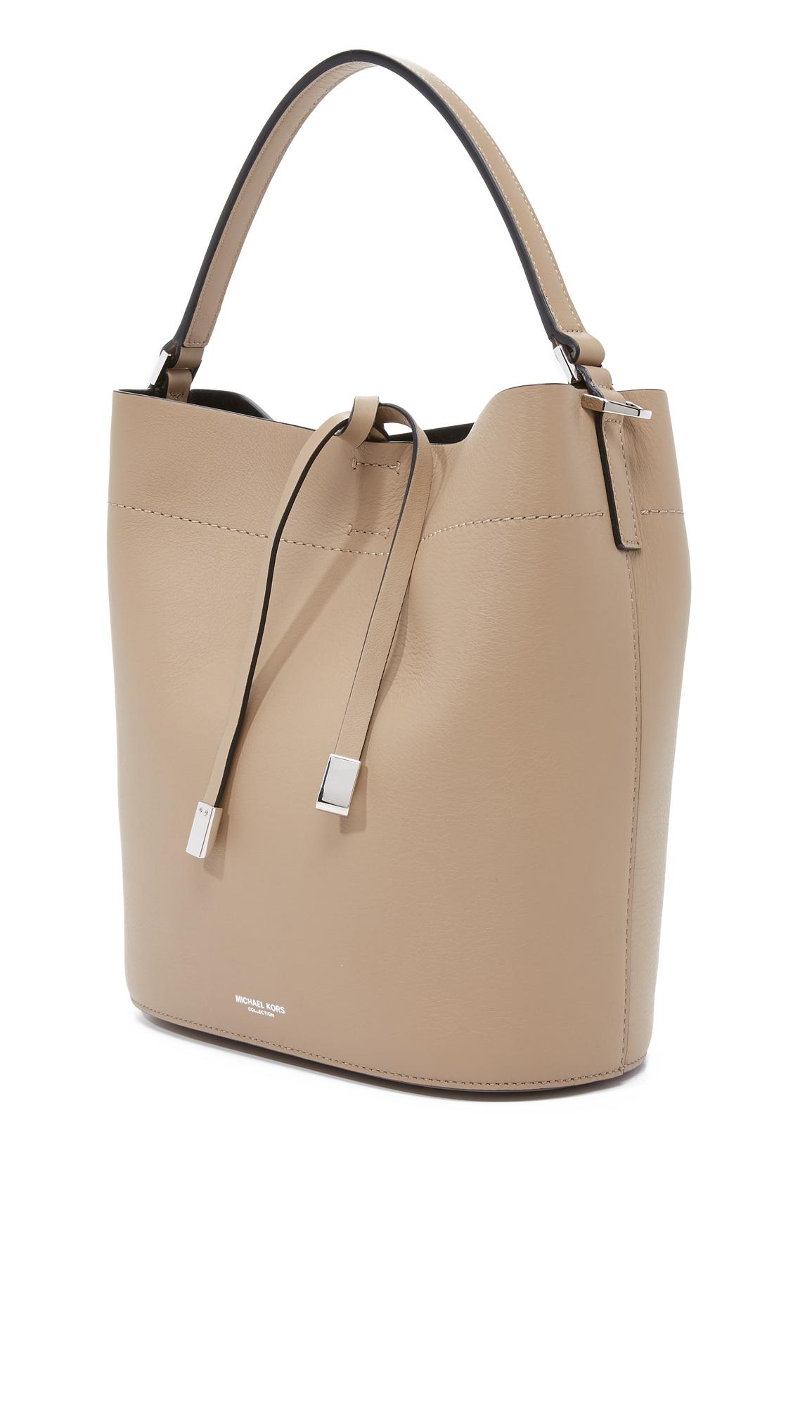 michael kors collection miranda shoulder bag mkonline. Black Bedroom Furniture Sets. Home Design Ideas