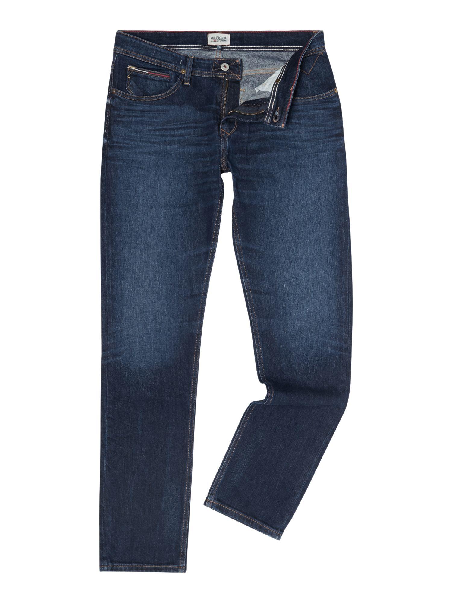 tommy hilfiger scanton jeans in blue for men lyst. Black Bedroom Furniture Sets. Home Design Ideas