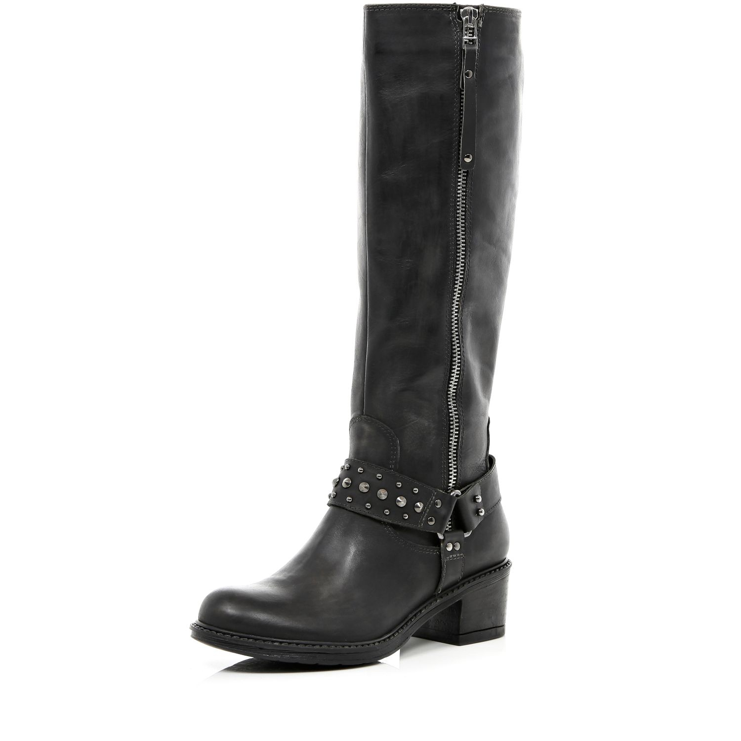 knee high ugg boots with buckles