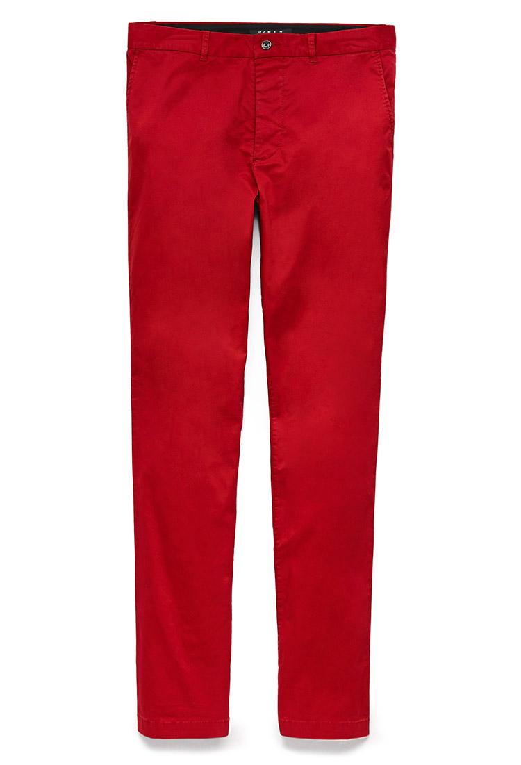 Colored Chino Pants For Men