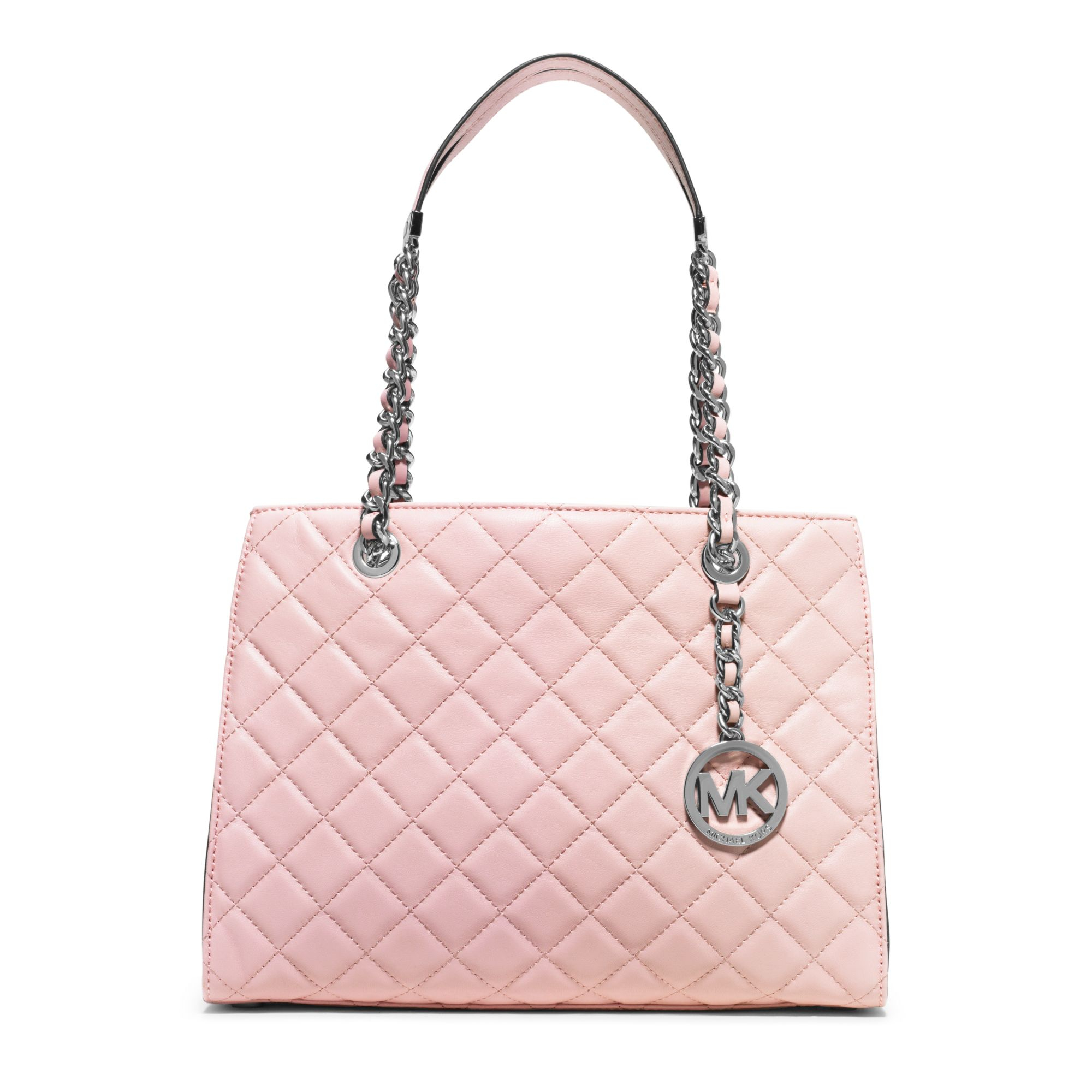 fe745b57fa11 Gallery. Women's Michael By Michael Kors Susannah Women's Michael Kors  Quilted Bag ...