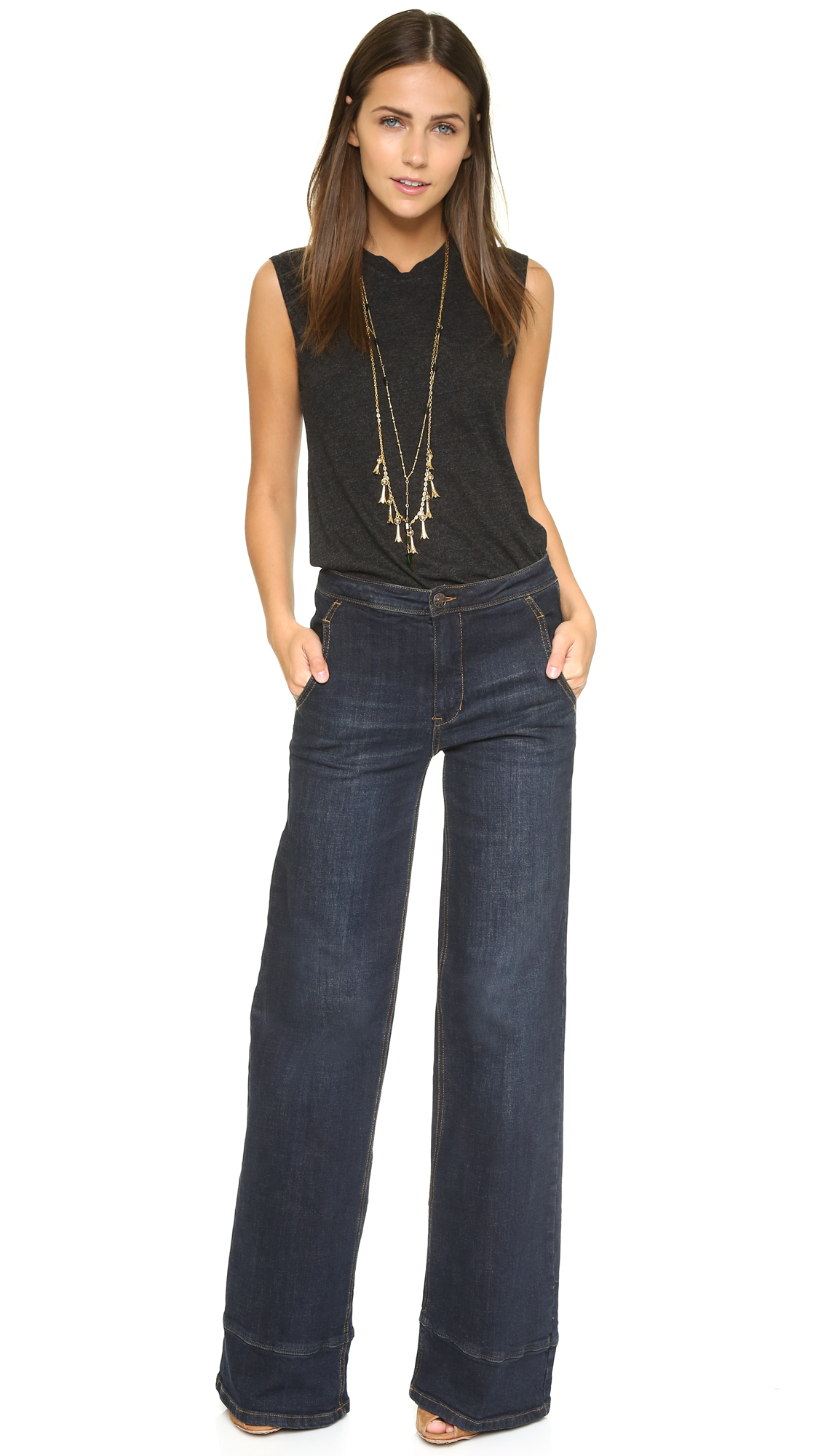Shop nichapie.ml for high waist and high rise jeans for women! From stretchy, black high waist distressed skinny jeans to light fading distressed hi-rise jeans, we love this high waisted look that's totally trending.