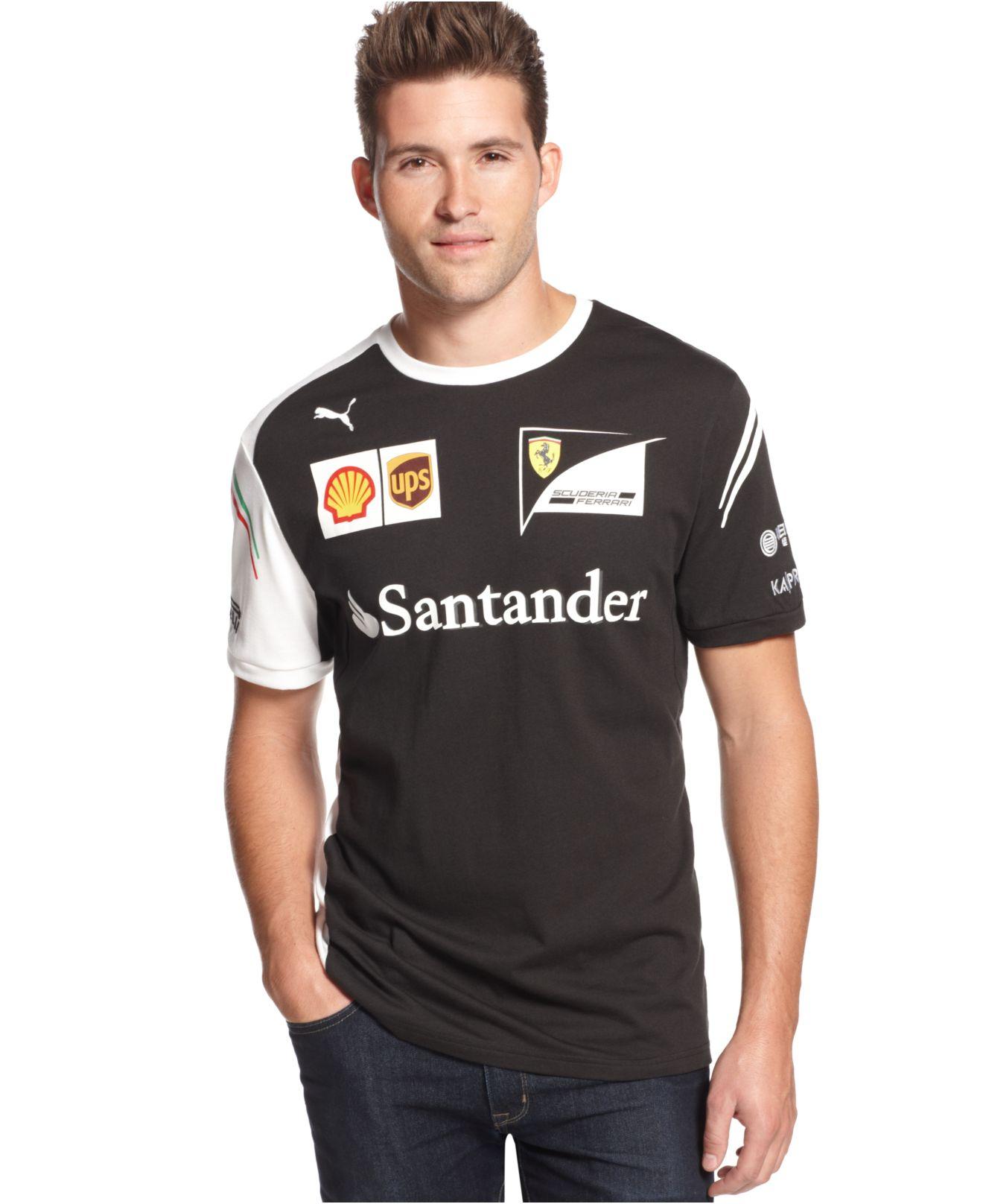 p ferrari logo smart shirt wear bridgestone t red team racing