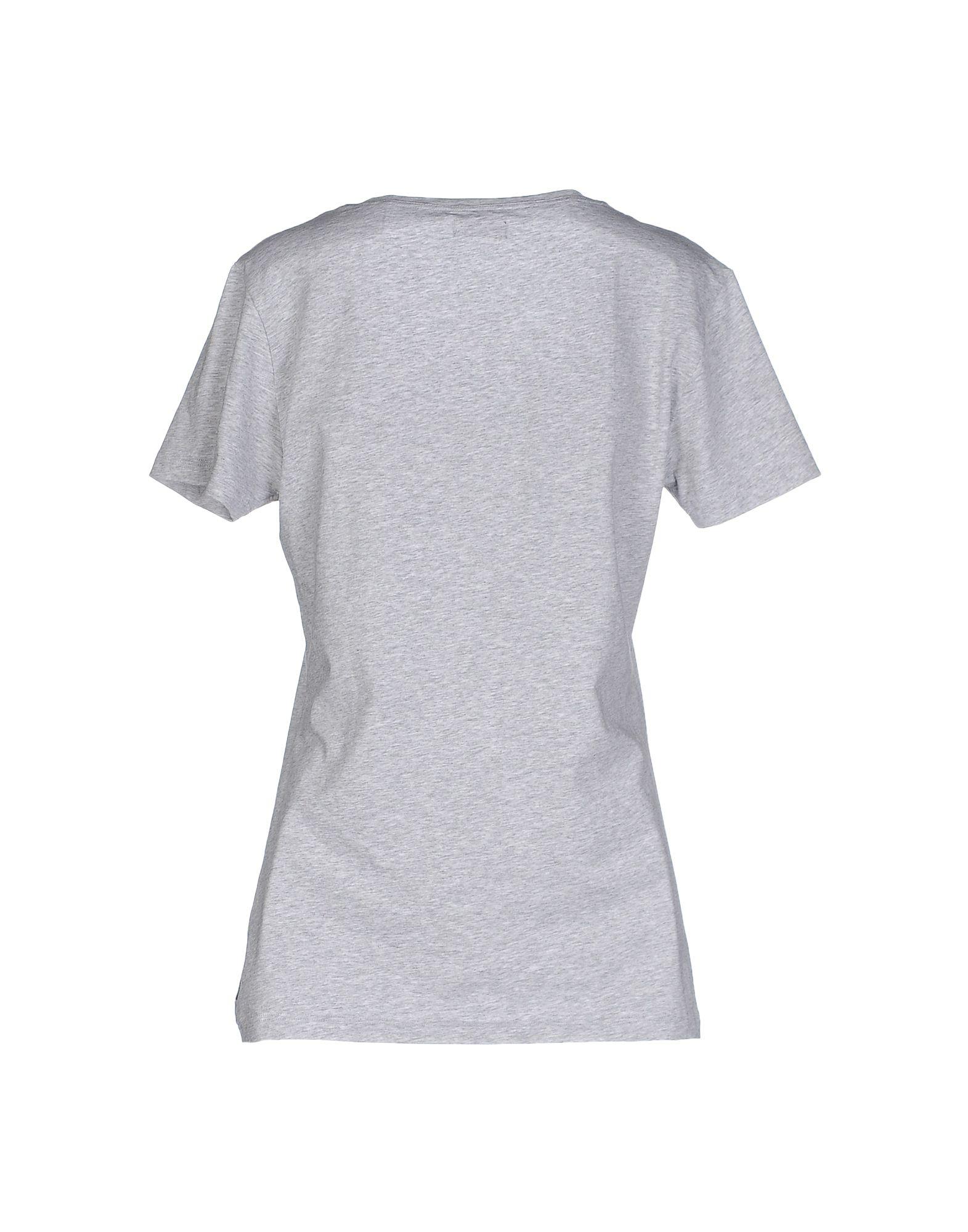 24ca6515902bb Emporio Armani Undershirt in Gray - Lyst