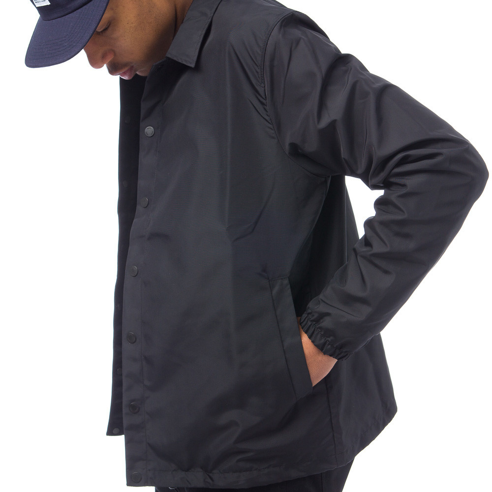 Lyst Norse Projects Svend Coach Jacket In Black In Black