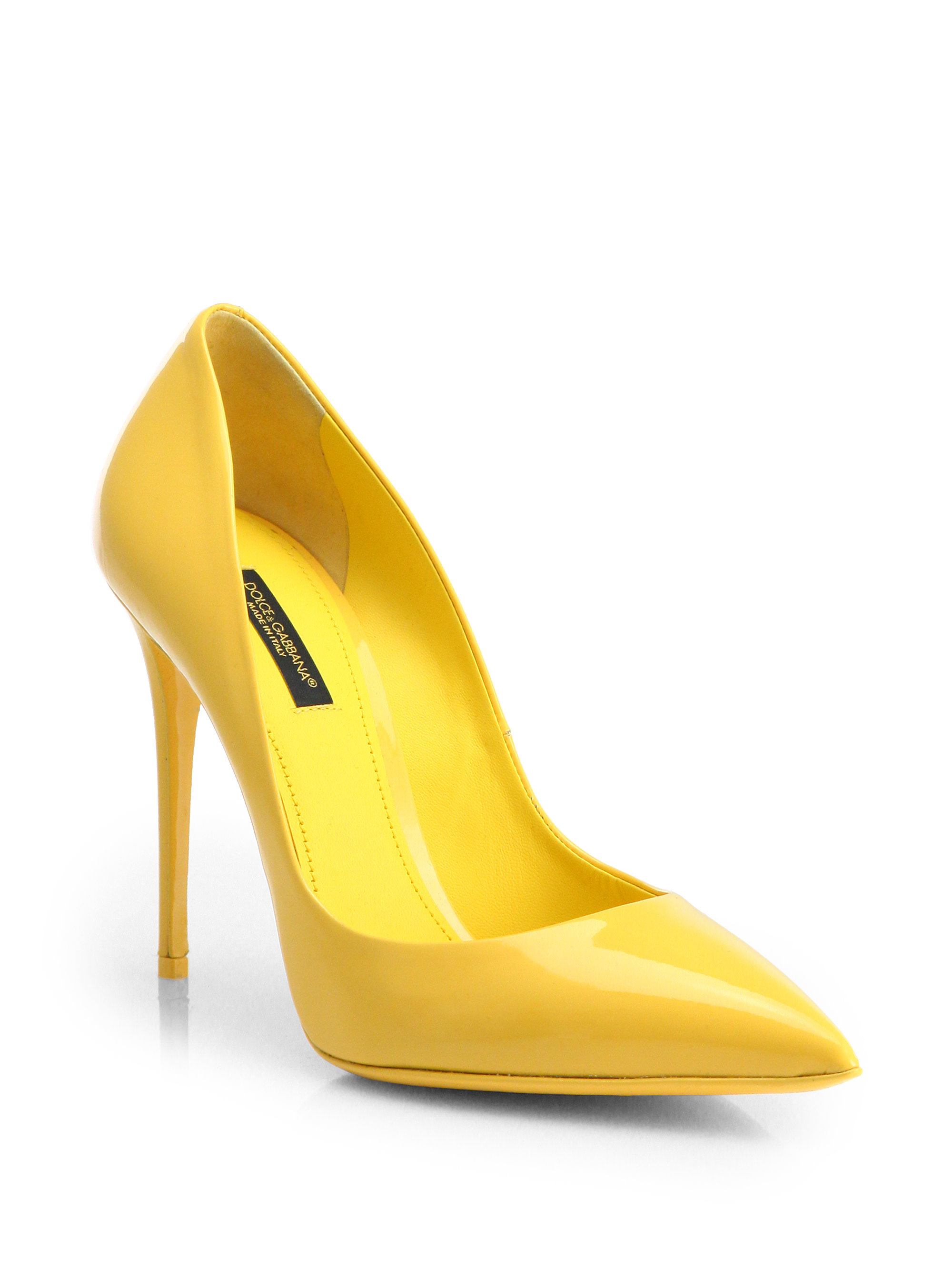 Dolce & Gabbana Leather Heels tq1Sg5ZLR