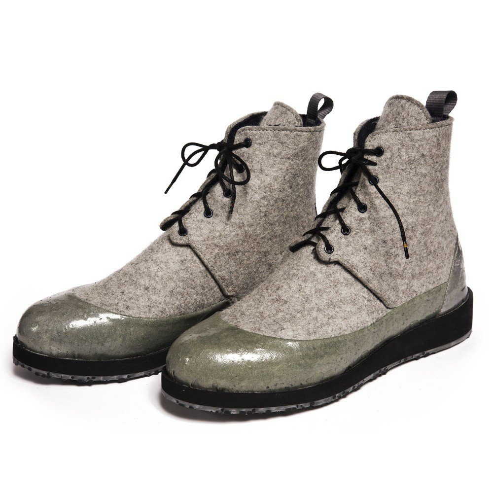 woolings moon shoes in gray lyst