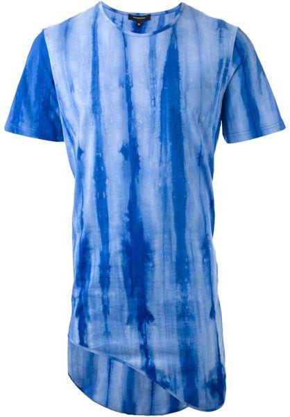 Blue Tie Dye Shirt The Image Kid Has It