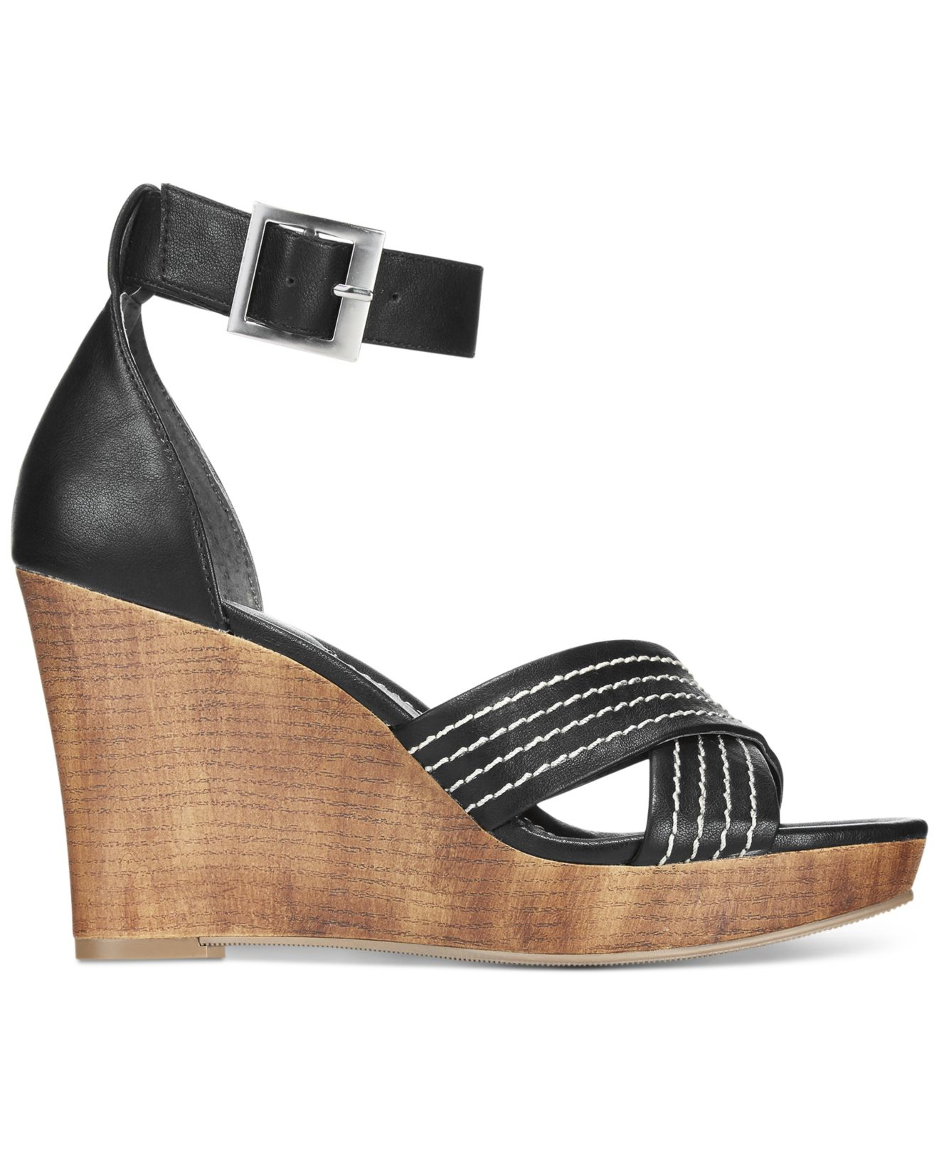 style co raynaa platform wedge sandals only at macy s
