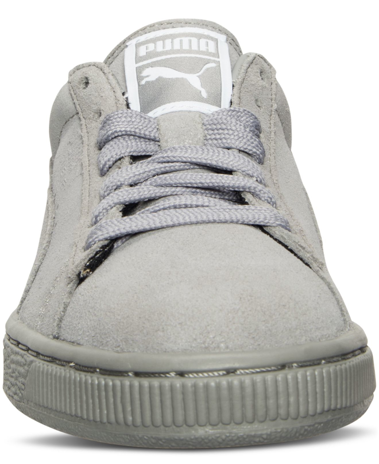 86abd06a9044 Lyst - PUMA Women s Suede Classic Matte   Shine Casual Sneakers From ...