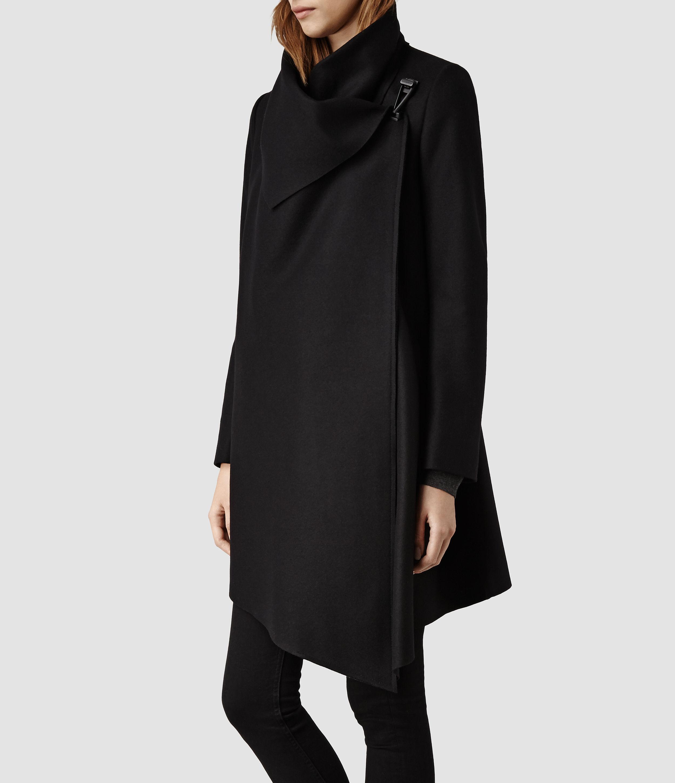 All saints coats women