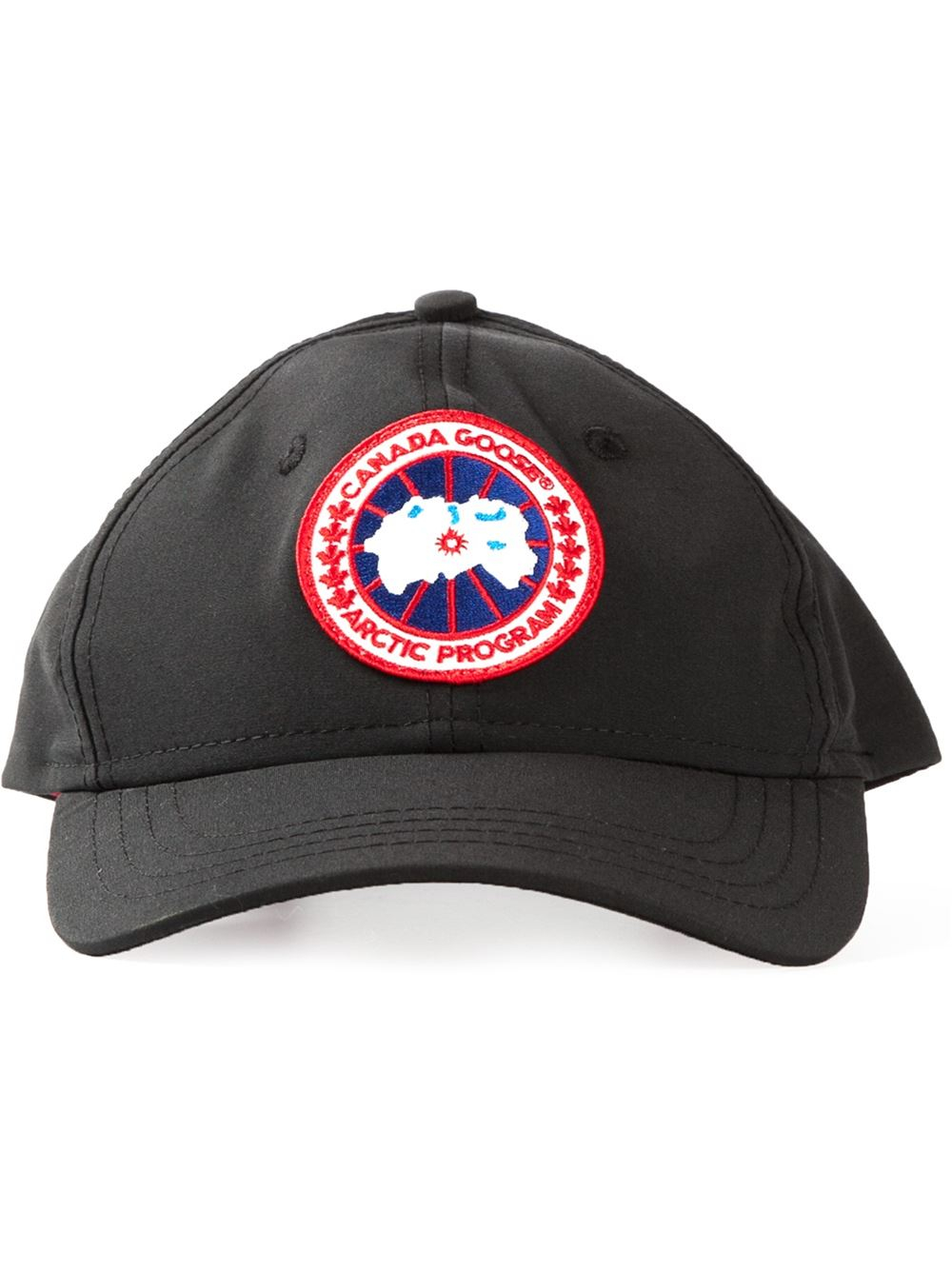 Lyst - Canada Goose Ball Cap in Black for Men 00bf73bc75cb