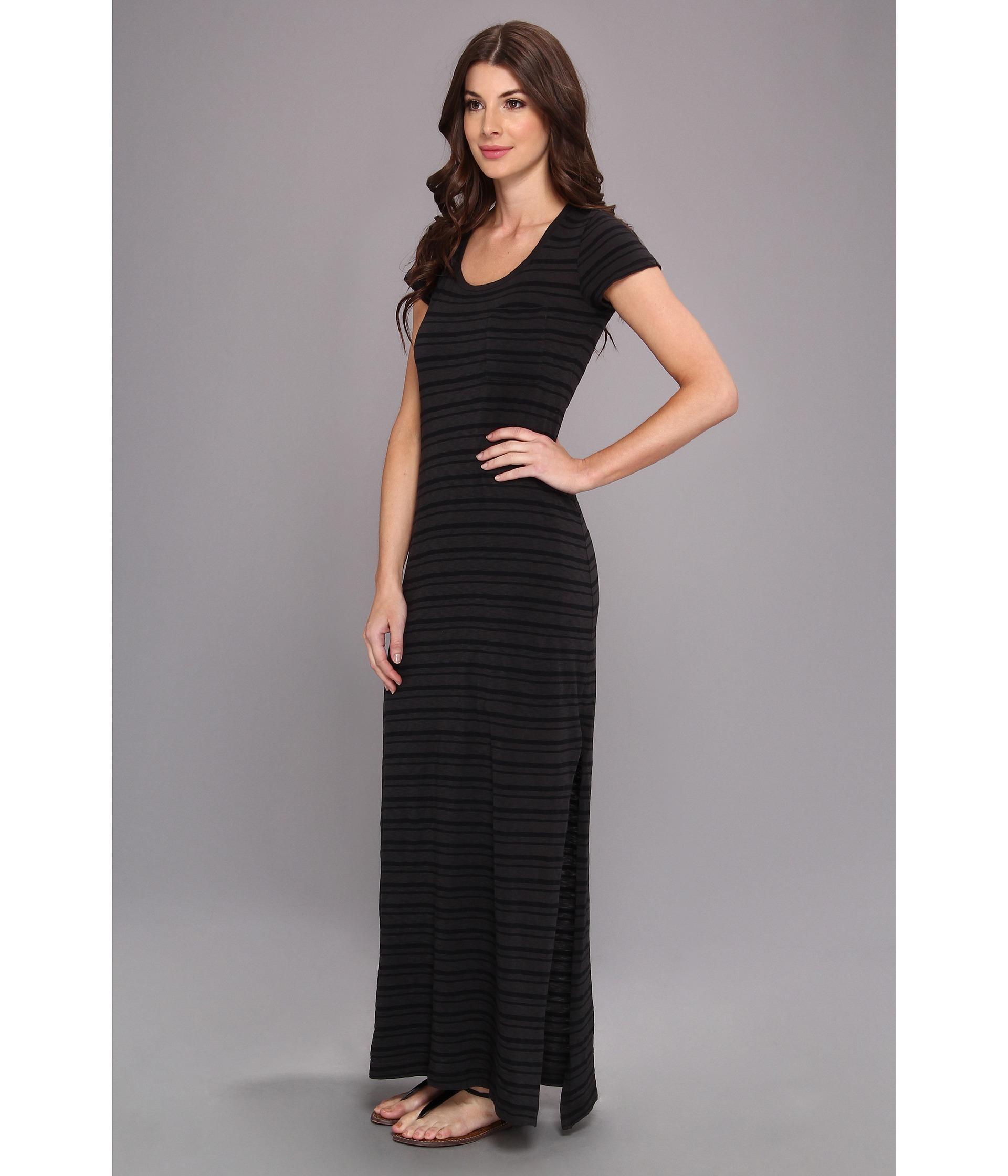 46ba6bd810f T Shirt Maxi Dress With Side Slits