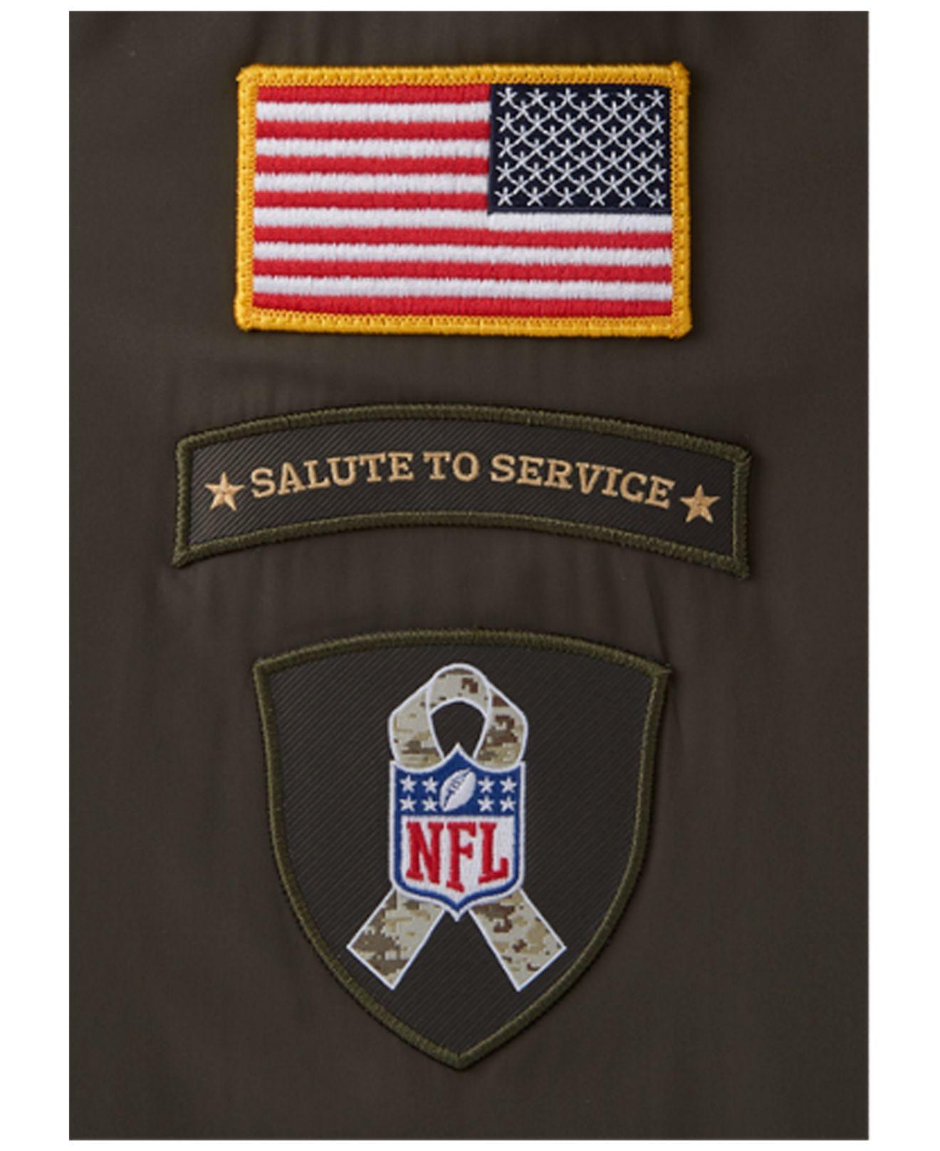 fc86c5de8 Lyst - Nike Men s Pittsburgh Steelers Salute To Service Hybrid ...