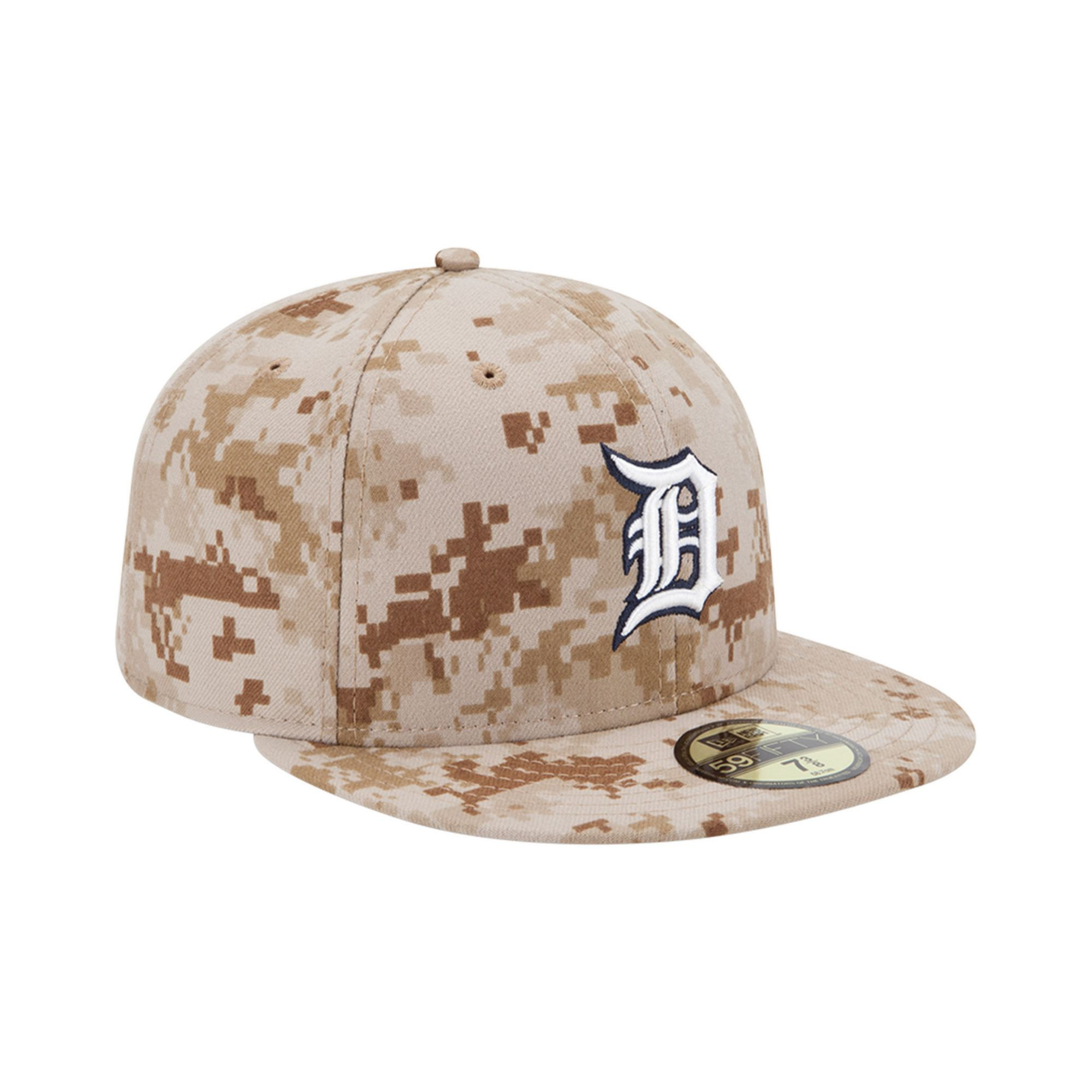 5dcaec1654f95a KTZ Detroit Tigers Mlb Memorial Day Stars Stripes 59fifty Cap in ...