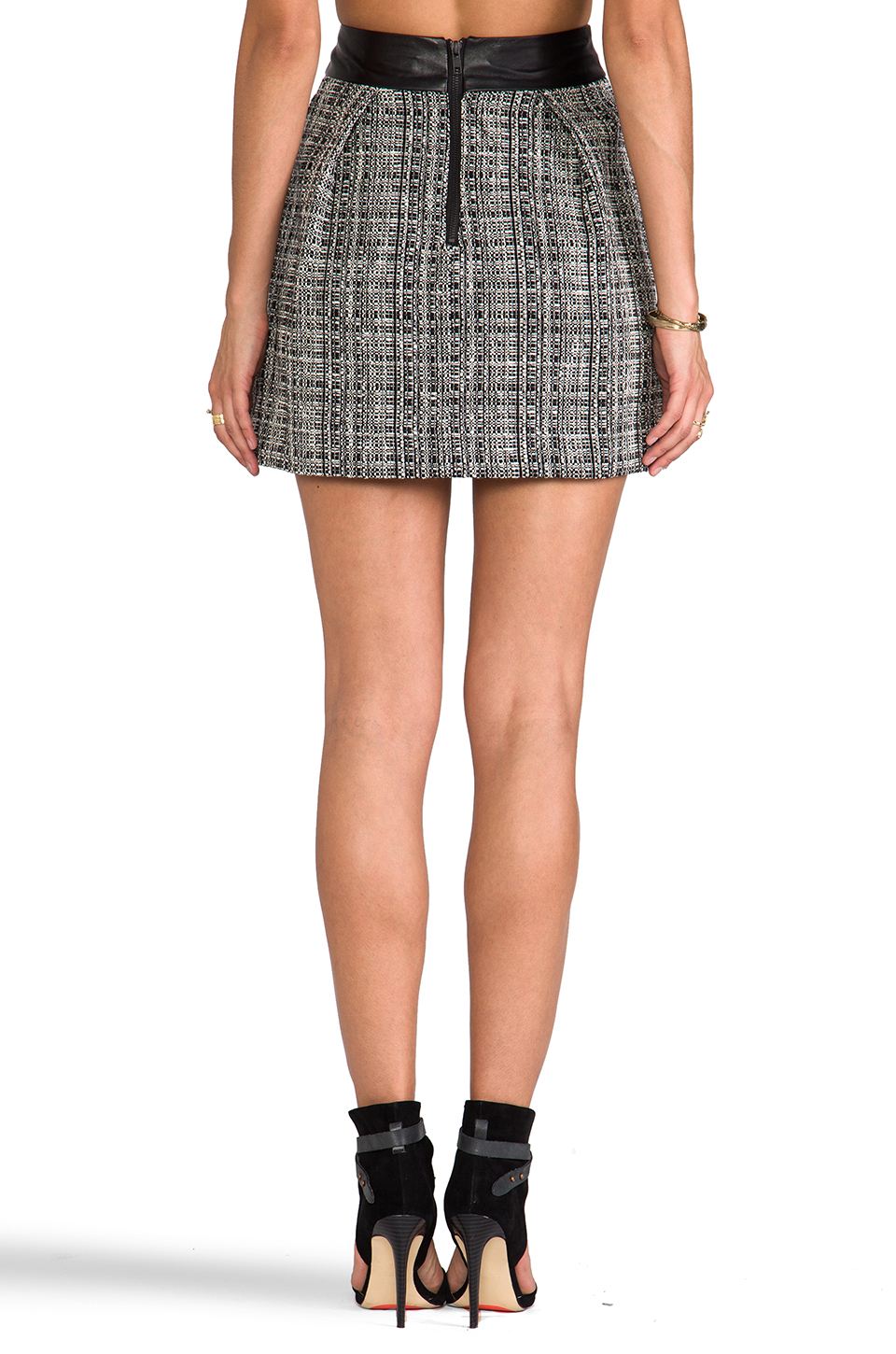 Find black and white tweed skirt at ShopStyle. Shop the latest collection of black and white tweed skirt from the most popular stores - all in one.