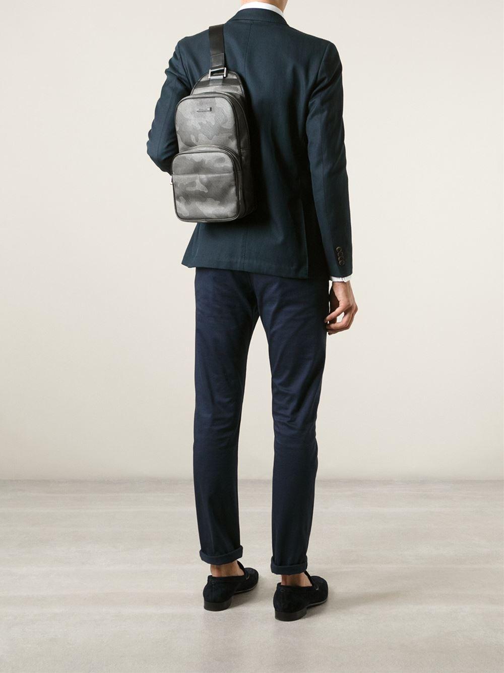 Michael Kors Backpack For Men - BackpackStyle