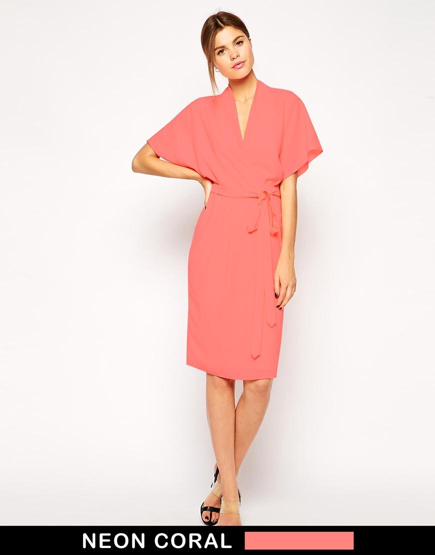 67e9b1ce69 Asos Embellished Kimono Wrap Maxi Dress - Women s Dresses
