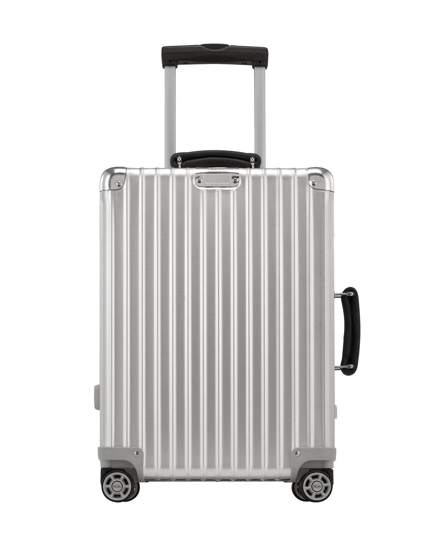 rimowa classic flight cabin multiwheel iata in silver for. Black Bedroom Furniture Sets. Home Design Ideas