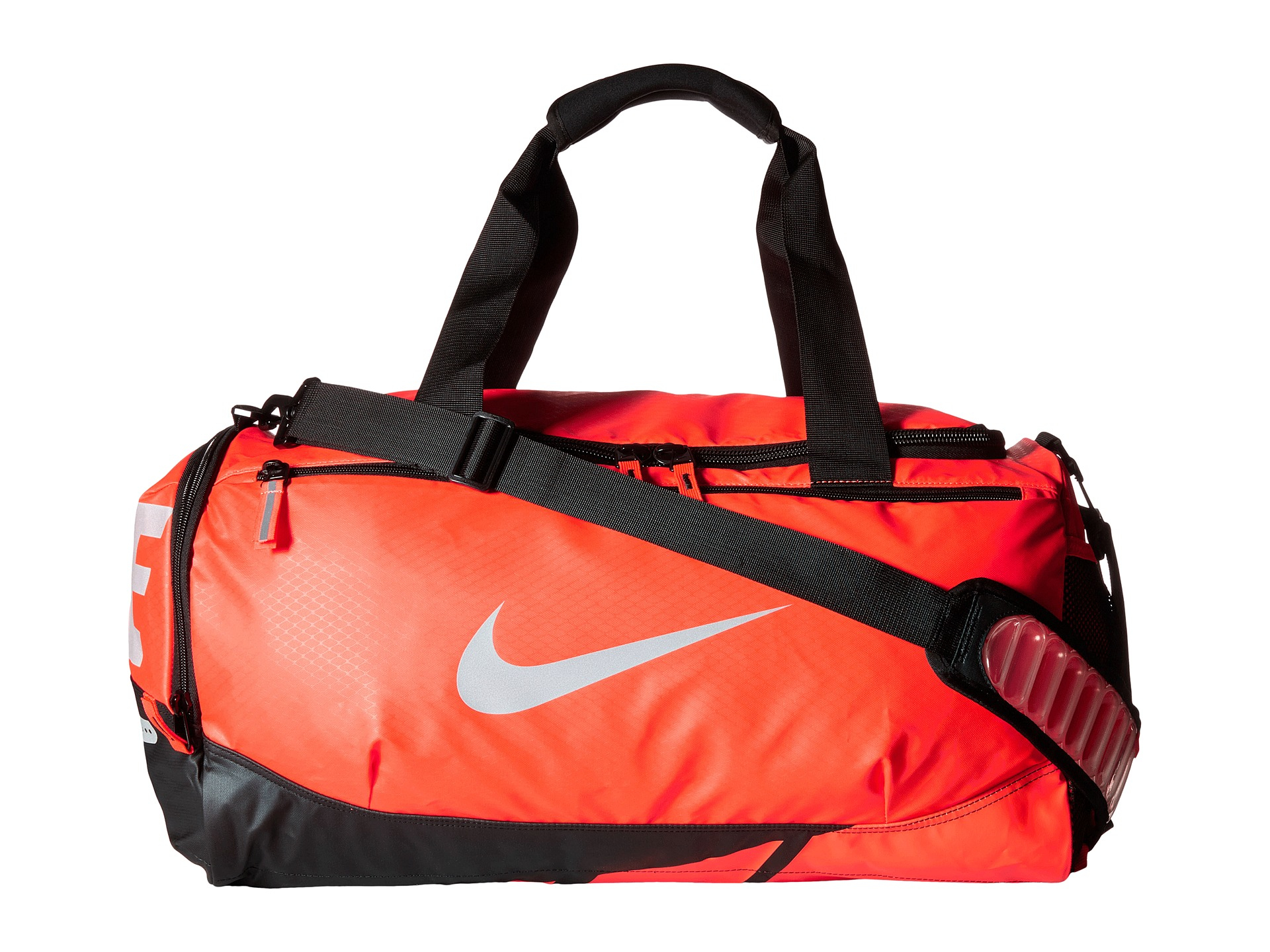 Lyst - Nike Vapor Max Air Small Duffel in Orange 6434b3a7e5137