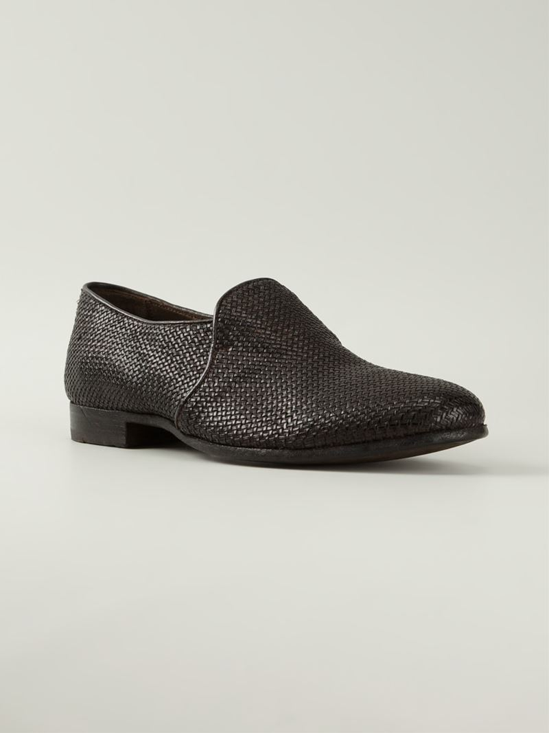 Officine Creative woven loafers clearance excellent sale pay with visa vzfbv