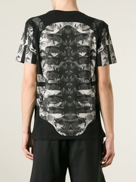 Snake Shirt Snake Print Jersey T-shirt